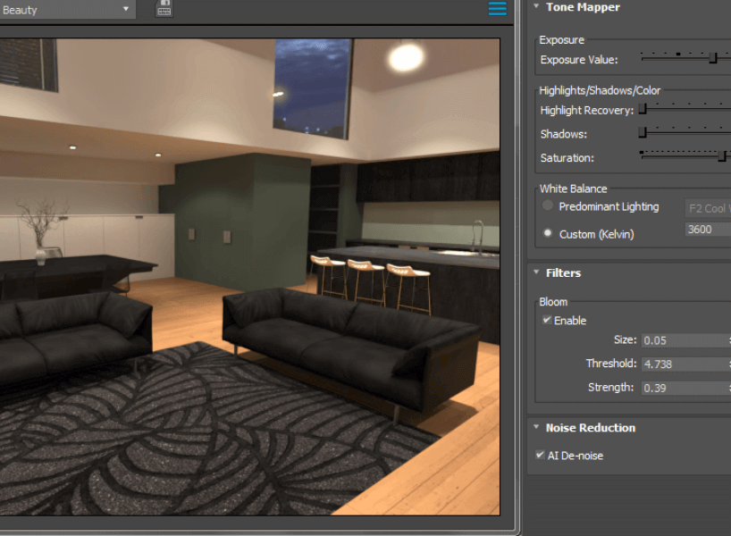 3ds Max GPU Rendering Plugin  3D Studio Max Rendering from Lightworks